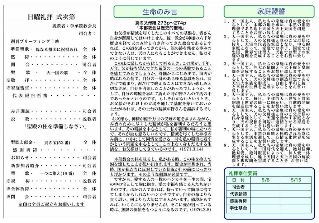 160501週報(中)